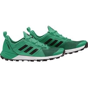 adidas TERREX Agravic Speed Shoes Women core green/core green/core black